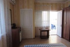 комната в гостевом доме бриз