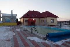 горячий источник Шадринский