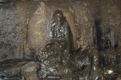каменный барельеф в Игнатиевской пещере