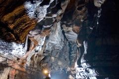 Игнатиевская пещера внутри