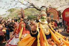 Карнавал в Кочин на Новый Год