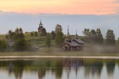 старые церкви в Карелии