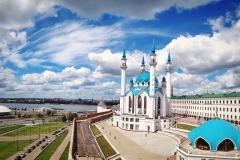 Казанский Кремль, мечеть