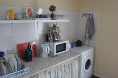 Кухня в гостевом доме Юлия