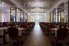 банкетный зал основного ресторана