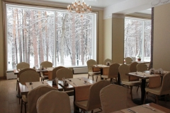 зал основного ресторана