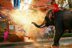 Праздник Сонгкран