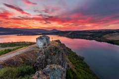 Закат в Болгарии