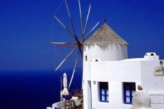 Мельница в Греции