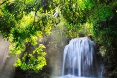 Kanchanaburi-Tailand-vodopad