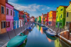 разноцветная Венеция