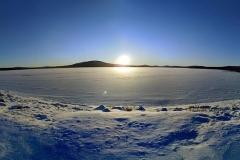 Зюраткуль горное озеро