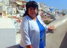 Элла Шаевна, Греция