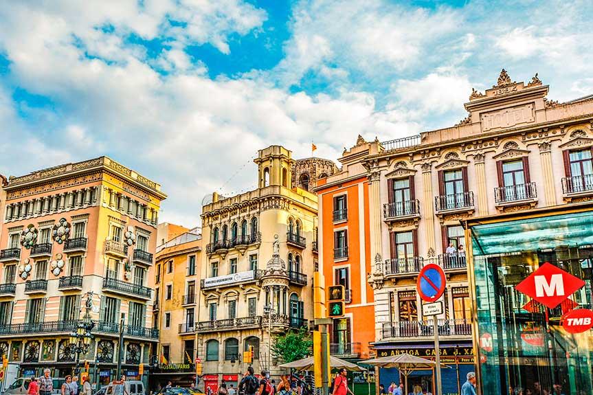 Испания Барселона