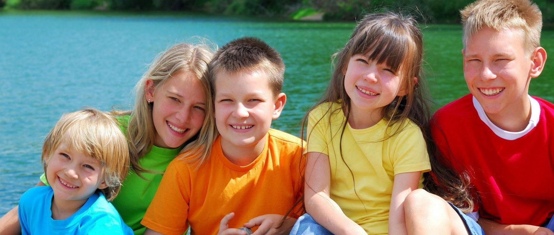 фото с детьми