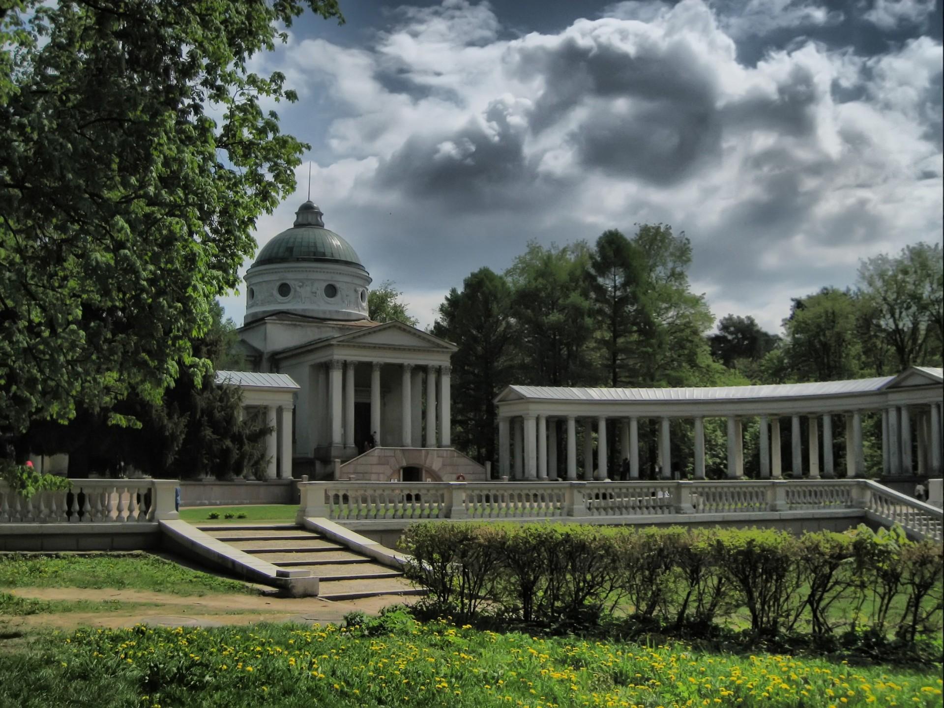 фото территории Архангельска