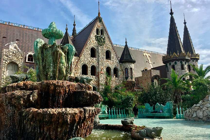 Болгария замок