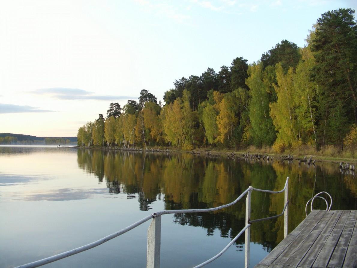 фото с озером