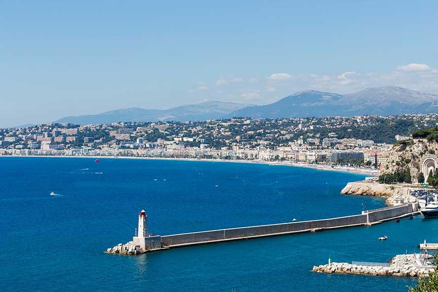 Франция Ницца