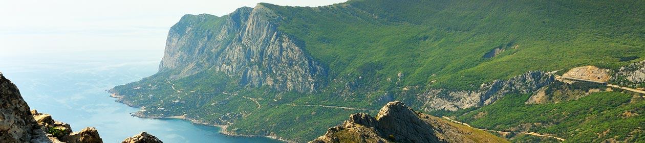 Крымское побережье фото