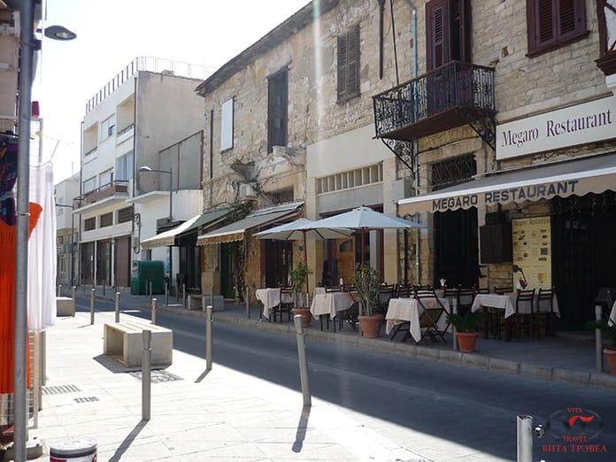 кафе и рестораны лимассола