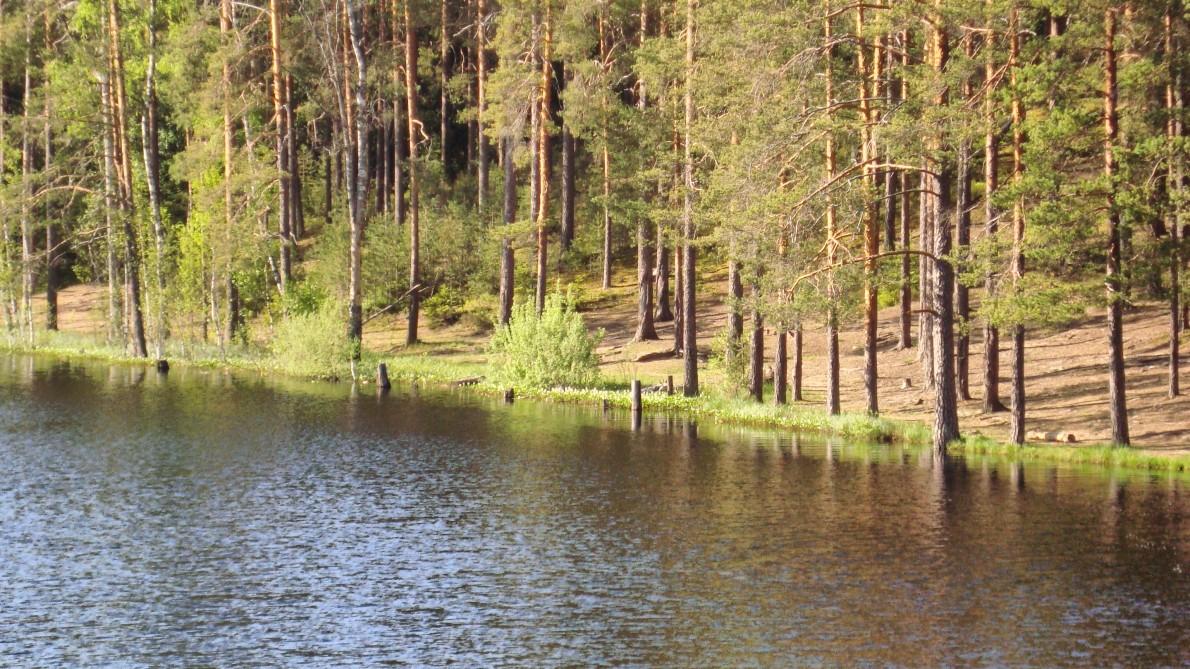 фото озера