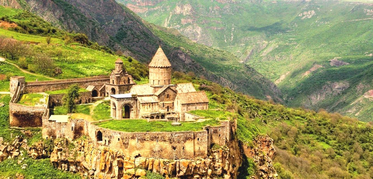 фотография с замком