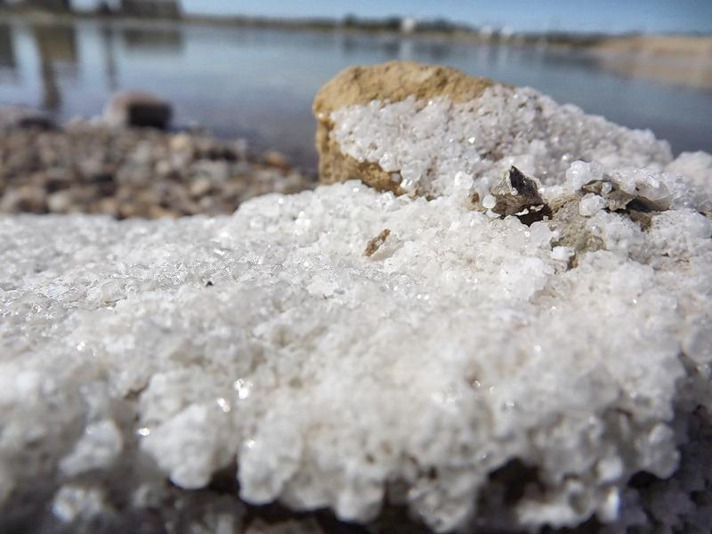 фото с солью