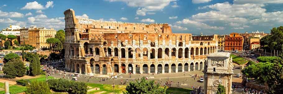 туры в Рим из Челябинска