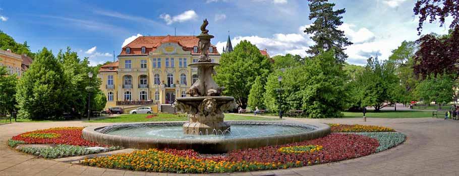 Туры в Теплице - Чехия